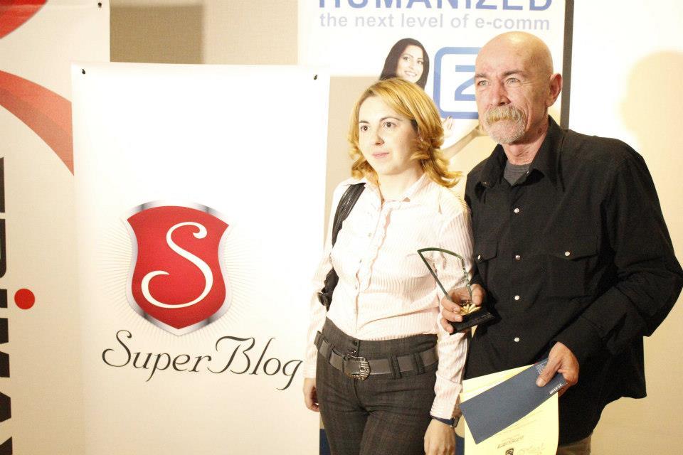 Interviuri video cu primii finalisti SuperBlog 2012