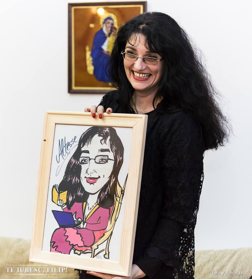 """Interviu cu Antonia Balan, autoarea blogului """"La Marginea Casniciei"""""""