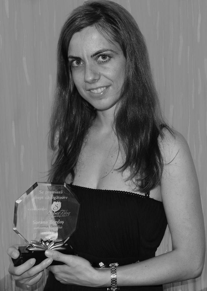 Interviu cu Sorana Bordas – Irealia, castigatoarea locului I in Spring SuperBlog 2013