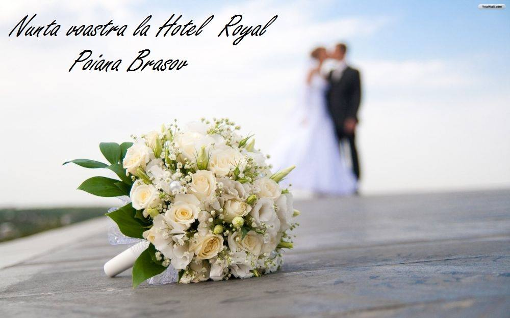nunta Hotel Royal Poiana Brasov