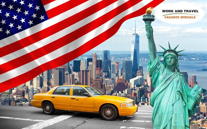 Proba 18. O lume întreagă într-o destinație: Work & Travel USA cu Vacanțe Speciale
