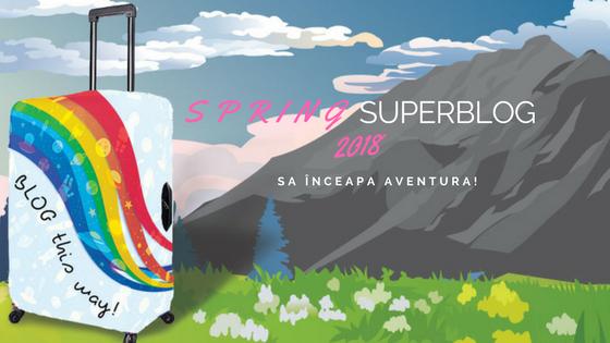 Spring SuperBlog 2018, la START!