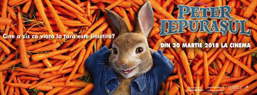 Proba 11. Peter Rabbit – Aventuri din (i)realitate