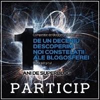 Particip la SuperBlog 2018