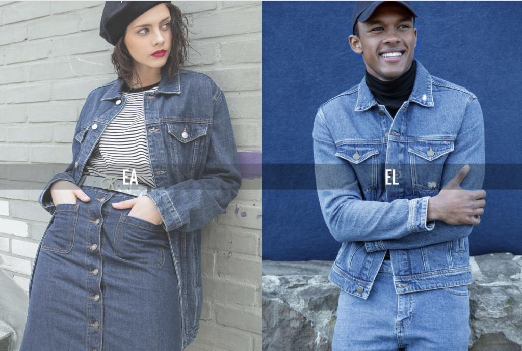 Proba 12. 7 stiluri pentru 7 zile, cu un singur element comun: o pereche de jeans