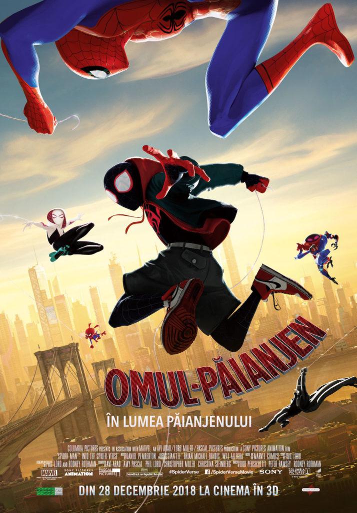 Proba 26. Dincolo de masca lui Spider-Man