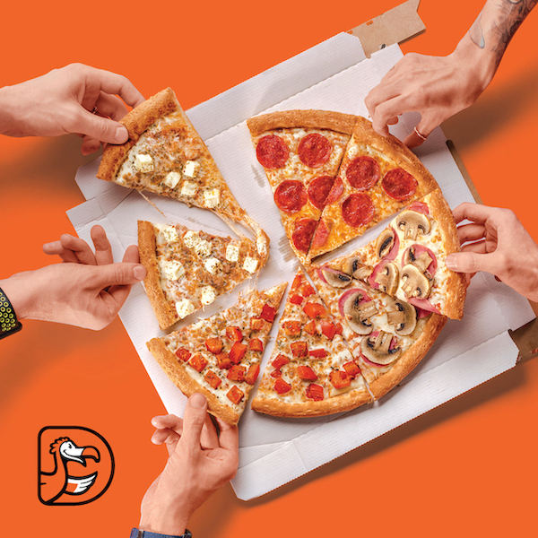 Proba 6. Sărbătorește cu pizza!