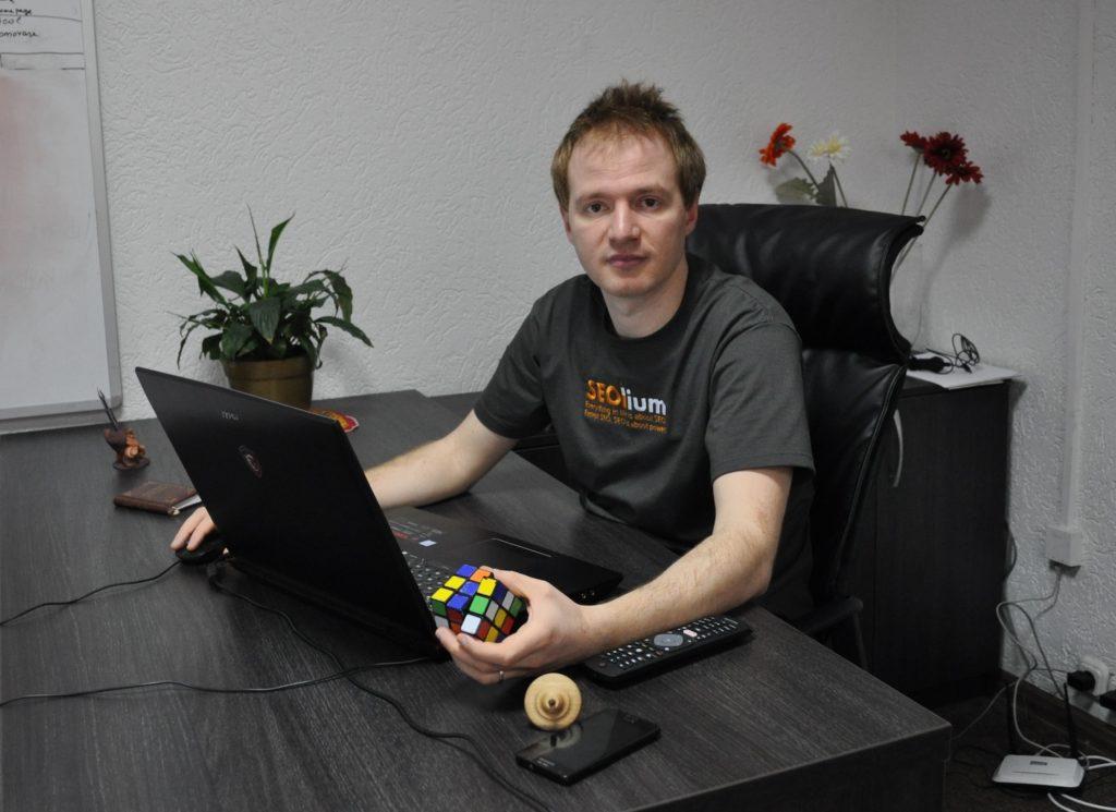 Interviu cu Radu Plugaru, fondator și CEO SEOlium