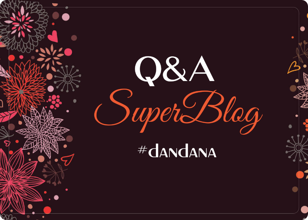 Q&A SuperBlog – DanDana