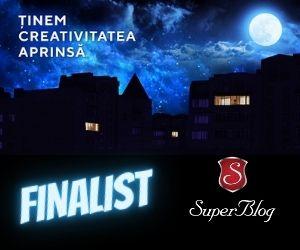 Finalist SuperBlog 2020